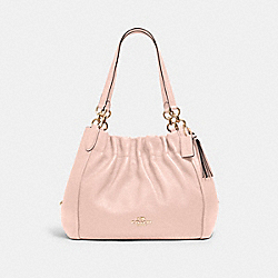 MAYA SHOULDER BAG - IM/PALE PINK - COACH C1454