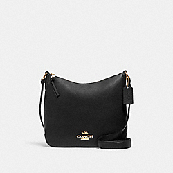 ELLIE FILE BAG - IM/BLACK - COACH C1648
