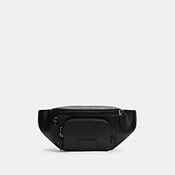 TRACK BELT BAG - QB/BLACK - COACH C2716