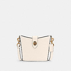 ADDIE CROSSBODY - IM/CHALK - COACH C2814