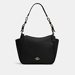 RORI SHOULDER BAG - IM/BLACK - COACH C2853