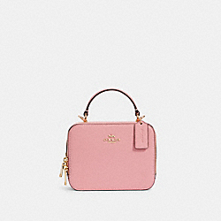 BOX CROSSBODY - IM/BUBBLEGUM - COACH C2872