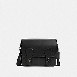 HERITAGE MAP BAG - QB/BLACK - COACH C2906