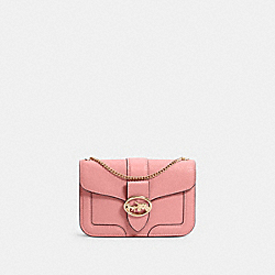 GEORGIE CROSSBODY - IM/LIGHT BLUSH - COACH C3296