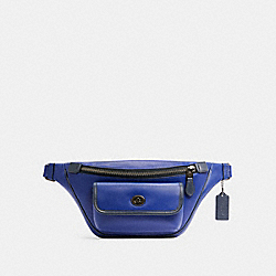 HERITAGE BELT BAG - QB/INDIGO MIDNIGHT - COACH C3748
