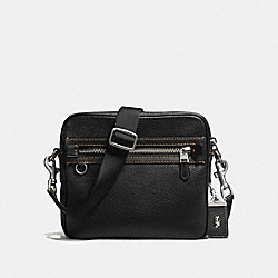 DYLAN - BLACK/BLACK/LIGHT ANTIQUE NICKEL - COACH F11095