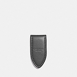 MONEY CLIP - HEATHER GREY - COACH F11456