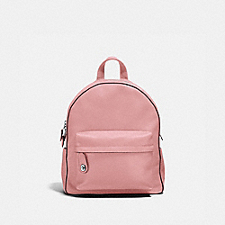 CAMPUS BACKPACK - PEONY/SILVER - COACH F14468