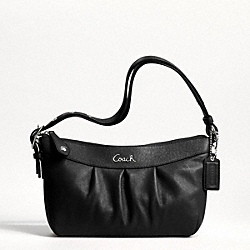 ASHLEY LEATHER DUFFLE