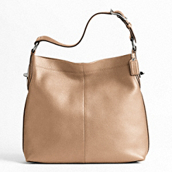 PENELOPE LEATHER SHOULDER BAG