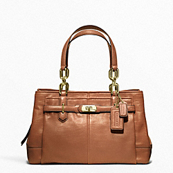 COACH CHELSEA LEATHER JAYDEN CARRYALL - ONE COLOR - F17811