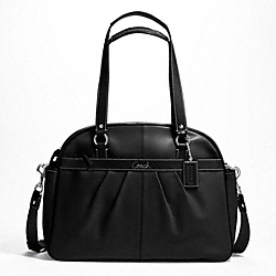 ADDISON LEATHER MULTIFUNCTION TOTE