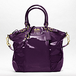 MADISON PATENT LINDSEY SATCHEL