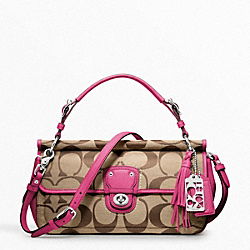 COACH SIGNATURE CITY WILLIS - ONE COLOR - F19033