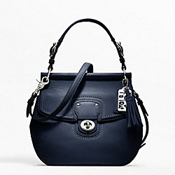 COACH LEATHER NEW WILLIS - ONE COLOR - F19132