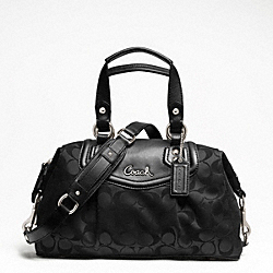 ASHLEY SIGNATURE SATCHEL