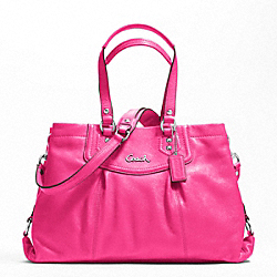ASHLEY LEATHER CARRYALL - f19243 - 14790