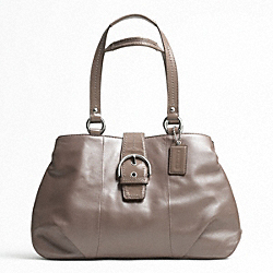 SOHO LEATHER CARRYALL