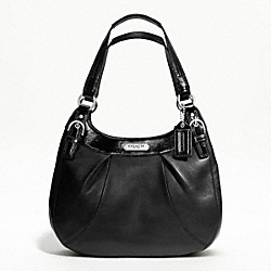 SOHO LEATHER HOBO