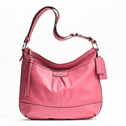 PARK LEATHER DUFFLE