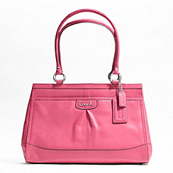 LEATHER CARRYALL - f19728 - 12133