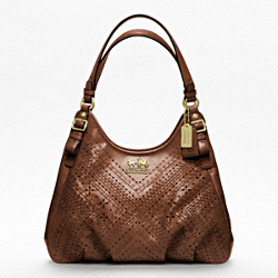 MADISON CRISS CROSS LEATHER MAGGIE