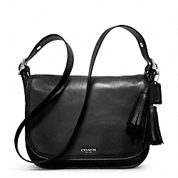 COACH LEATHER PATRICIA - ONE COLOR - F19921