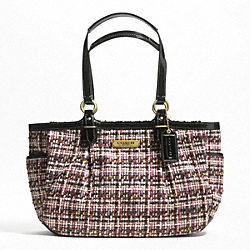 GALLERY TWEED TOTE