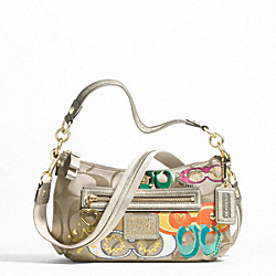 DAISY POP C APPLIQUE CROSSBODY