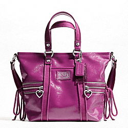 DAISY LIQUID GLOSS POCKET TOTE
