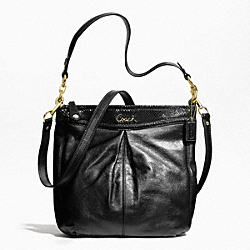 COACH ASHLEY LEATHER HIPPIE - ONE COLOR - F20114