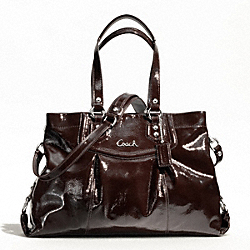 ASHLEY PATENT CARRYALL
