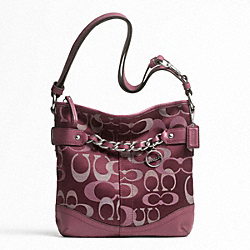 OPTIC SIGNATURE N/S CHAIN DUFFLE