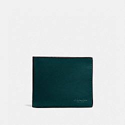 3-IN-1 WALLET - FOREST - COACH F20956