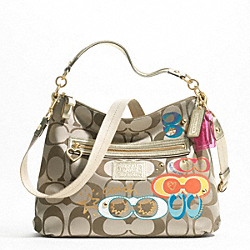 DAISY POP C APPLIQUE HOBO