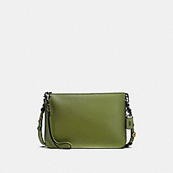 SOHO CROSSBODY WITH TEA ROSE - UTILITY/BLACK COPPER - COACH F21037