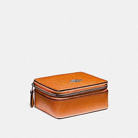 COACH JEWELRY BOX - ROSE GOLD/SILVER - f21074
