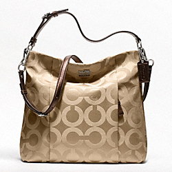 COACH MADISON OP ART SATEEN ISABELLE - ONE COLOR - F21121