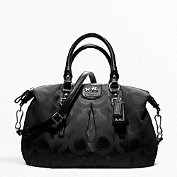 COACH MADISON OP ART SATEEN JULIETTE - ONE COLOR - F21124