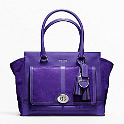 COACH HAIRCALF POCKET MEDIUM CANDACE CARRYALL - ONE COLOR - F21159