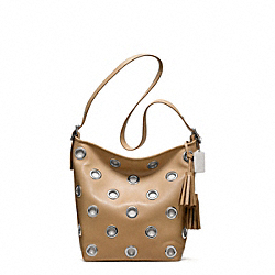 COACH GROMMET DUFFLE - ONE COLOR - F21181
