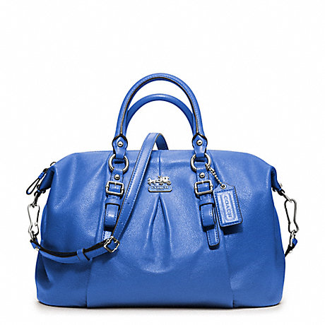 COACH f21222 MADISON JULIETTE IN LEATHER