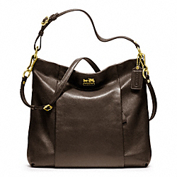 COACH MADISON LEATHER ISABELLE - ONE COLOR - F21224