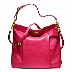 COACH MADISON LEATHER ISABELLE SHOULDER BAG - ONE COLOR - F21224