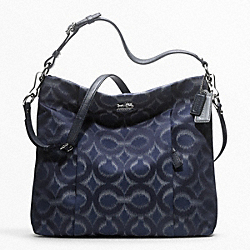 COACH MADISON OP ART IKAT ISABELLE - ONE COLOR - F21296