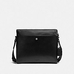 COACH CAMERA BAG - NICKEL/BLACK - F21554