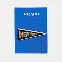 NEW YORK PIN - f21671 - MULTICOLOR