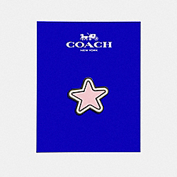 STAR STICKER - MULTICOLOR - COACH F21688