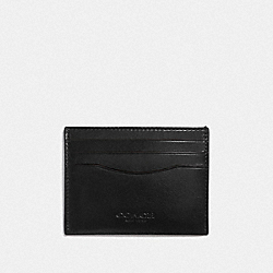 CARD CASE - BLACK - COACH F21795