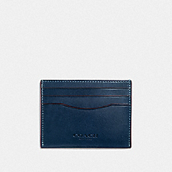 CARD CASE - DENIM - COACH F21795